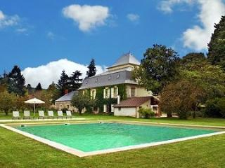 Beautiful Manor house with a large pool - Puy-l Eveque vacation rentals