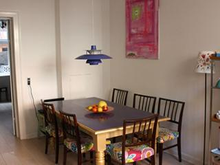 Copenhagen apartment in a quiet courtyard at Oesterbro - Copenhagen vacation rentals