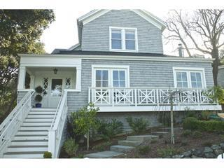 Large Cape Cod Style Sausalito Home - Sausalito vacation rentals