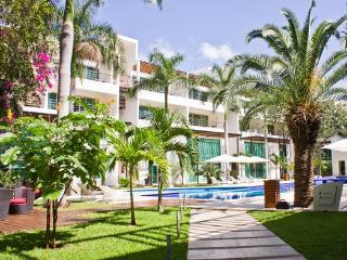 Luxury condo, huge Pool, Gym, 2 bed - Via 38 - Playa del Carmen vacation rentals