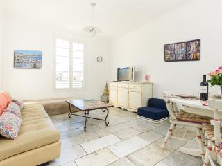 Cannes Spacious 88 sqm Centre Cosy 2BR sleeps 6/8 - Cannes vacation rentals
