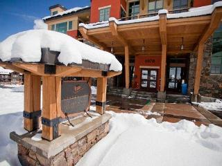 Park City The Canyons Ski Area - Miner's Club 2br - Park City vacation rentals