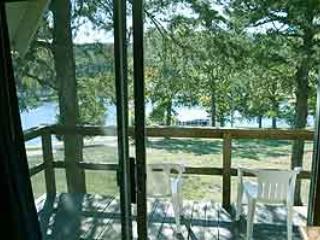 Lake view - Calm Water Resort Unit A - Branson - rentals