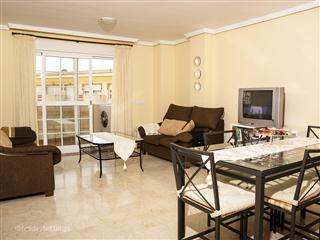 SPACIOUS APARTMENT WITH THE BEACH ACROSS & WIFI - Image 1 - Benalmadena - rentals