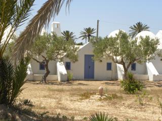 Dar Gaïa (Jerba) - Rebirth of a Jerbian Menzel - Djerba vacation rentals