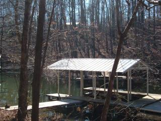 Lake Lanier cabin on 7.4 acres - Gainesville vacation rentals