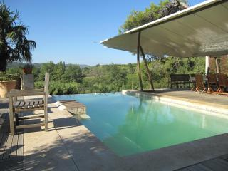 5 rooms - Historical property - Bio swimming pool - Saint-Andre-de-Roquelongue vacation rentals
