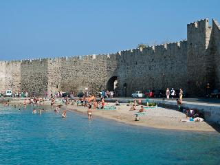 ''Ilios Apartment'' in the  Old  Medieval Town of  Rhodes! - Rhodes Town vacation rentals