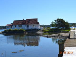 Beautiful Seaside Cottage on private island - Sandefjord vacation rentals