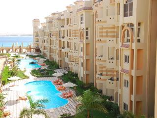 Beachside luxury at El Andalous, Sahl Hasheesh - Egypt vacation rentals