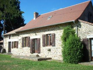 Rustic Traditional Cottage in Quiet Dordogne Village (Near Thiviers) - Saint-Saud-Lacoussiere vacation rentals