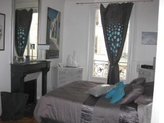 Very Chic Apartment for 6 in rue Levis, Paris - Paris vacation rentals