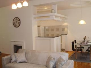 Nice 3 bedroom Zagreb Apartment with Deck - Zagreb vacation rentals