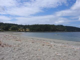 Furnished Home on Quiet Sandy Beach - Coupeville vacation rentals