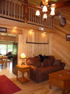 Comfortable Cabin with Dishwasher and A/C - Tuscumbia vacation rentals