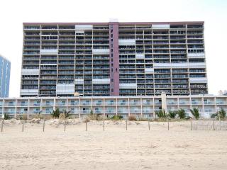 Ocean City, Maryland- 2BR on the beach! - Ocean City vacation rentals