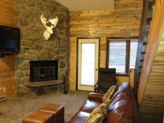 """Nestled Inn""our cozy Ski Mountain Getaway for 10 - Parshall vacation rentals"