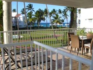 Playa Turquesa K-202 Premier Beachfront Ocean View - Punta Cana vacation rentals