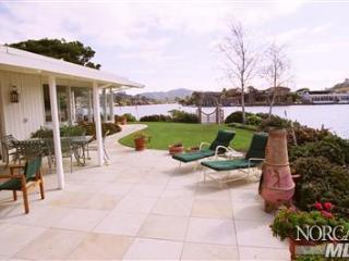 5 Bedroom on the Belvedere Lagoon - Tiburon vacation rentals