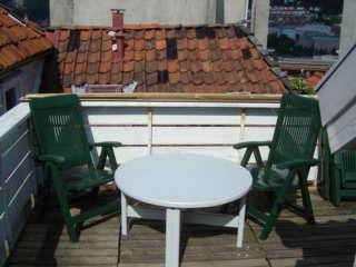 Top rated apartment  w/roof terrace Bergen city - Bergen vacation rentals