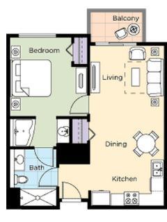 Wyndham National Harbor - 1/1 Bedroom Deluxe Villa - Oxon Hill vacation rentals