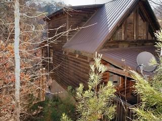 Romantic 1 Bedroom Cabin Close to the Pigeon Forge Parkway and Downtown - Pigeon Forge vacation rentals