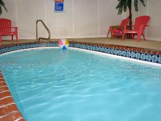 Pigeon Forge Private Indoor Swimming Pool Cabin SKINNY DIPPIN'  261 - Pigeon Forge vacation rentals