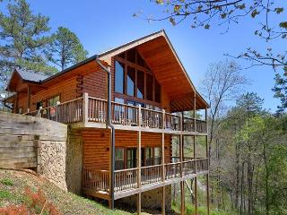 4 bedroom private pool cabin in between Gatlinburg & Pigeon Forge  #409 - Sevierville vacation rentals