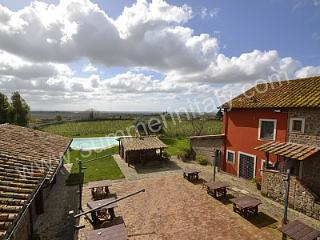Gorgeous House in Genzano di Roma with Deck, sleeps 2 - Genzano di Roma vacation rentals