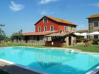 Nice Genzano di Roma vacation House with Deck - Genzano di Roma vacation rentals