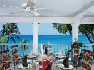 Villas on the Beach #201 at St. James, Barbados - Beachfront, Communal Pool, Easy Walking Distance To Shopping, Bars And Bistros - Saint James vacation rentals