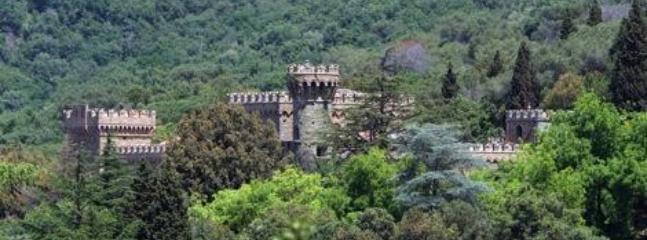 Borgia Castle Trasimeno lake - Borgia Castle  on Trasimeno lake Tuscany Umbria - Passignano Sul Trasimeno - rentals