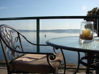 Van Island Oceanfront Paridise...  pool & hot tub - Nanaimo vacation rentals