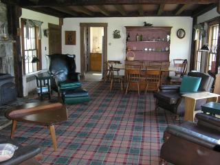 Wonderful 1855 farmhouse on John's Bay - Pemaquid vacation rentals