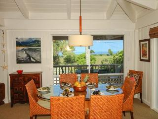 15% of March!! Steps to the Beach, Beautiful Hanalei Bay ocean views!! - Hanalei vacation rentals