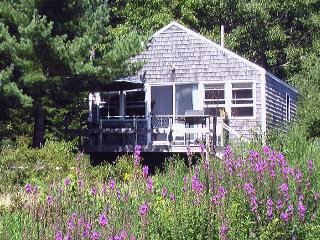 Nice 2 bedroom Tenants Harbor Cottage with Deck - Tenants Harbor vacation rentals