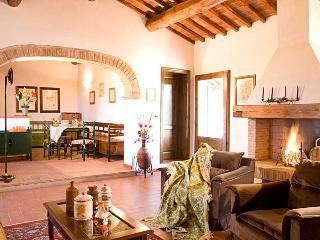Casale Elsa - Loggia - Certaldo vacation rentals