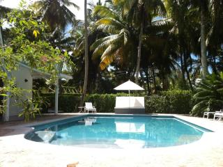 Large Pool 12x6 / Beach at 200m / Unlimited WiFi - Las Terrenas vacation rentals