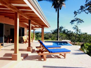Tranquil ocean view, constant breeze, eco friendly - Montezuma vacation rentals