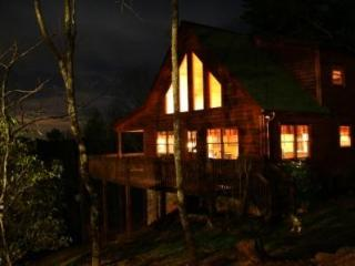 Mountain Log Cabin - Blue Ridge, GA - Blue Ridge vacation rentals