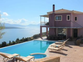 Vacation to the paradise - Amazing villa with gym - Lefkas vacation rentals