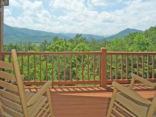 ***Spectacular Mtn Views! 100% Secluded! WIFI!*** - Wears Valley vacation rentals