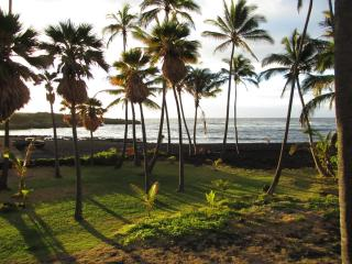 Hawaii Big Island Black San Beach - Naalehu vacation rentals