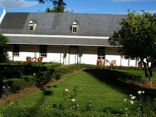 Charming Bed and Breakfast with Internet Access and Satellite Or Cable TV - Swellendam vacation rentals