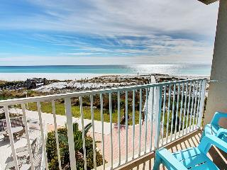 Destin on the Gulf 305 >o< 2BR/2BA-AVAIL 11/21-11/28*Buy3Get1Free NOWthru 2/29*Gulf Front - Destin vacation rentals