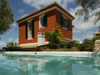 Spacious modern villa with swimming pool - Lefkas vacation rentals
