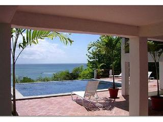 Oceanfront Vila, Pool, Great View, Beach Access - Gros Islet vacation rentals