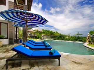 Villa Bali Blue- 4/5 Bedrooms & Minivan Access - Jimbaran vacation rentals