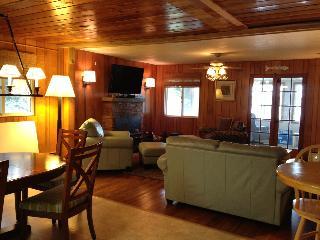 Lake front Cottage on Paradise Lake - Carp Lake vacation rentals