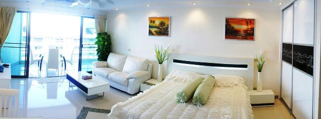 Panorama - Jomtein Beach (Pattaya) Studio for Rent - Pattaya - rentals